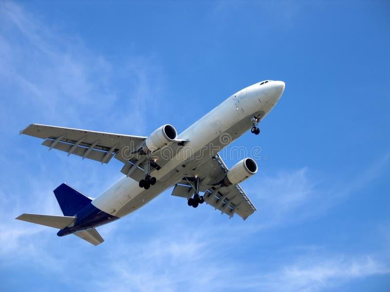 Vliegtuig 3 stock fotografie