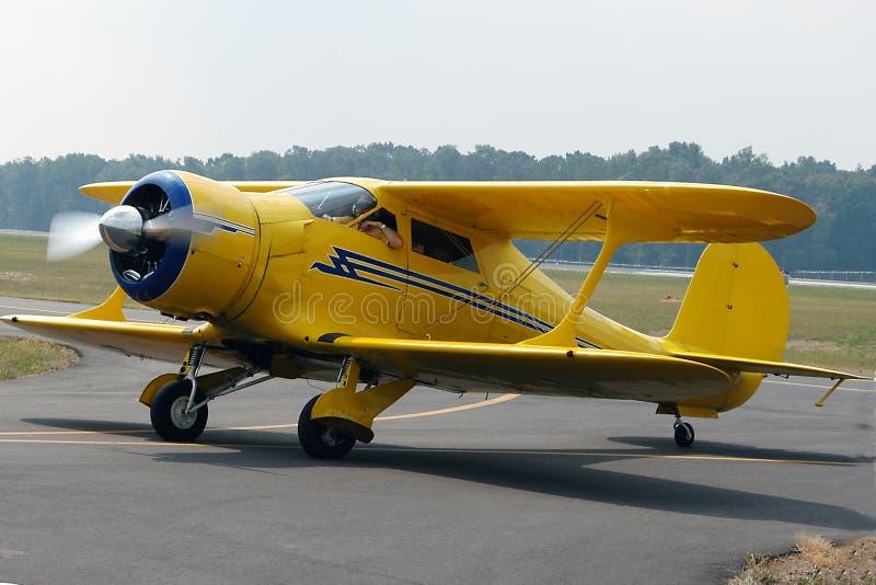 Vliegtuig III royalty-vrije stock afbeeldingen