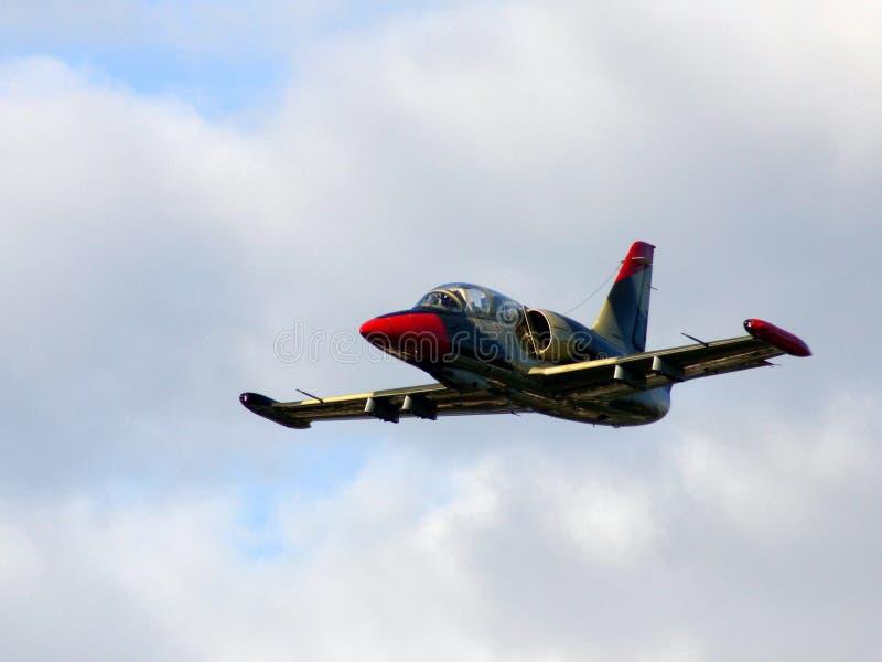 Vliegtuigen Van De Vechter II Stock Foto's