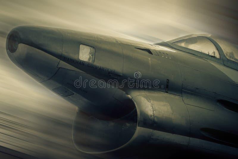 Vliegvechter stock afbeelding