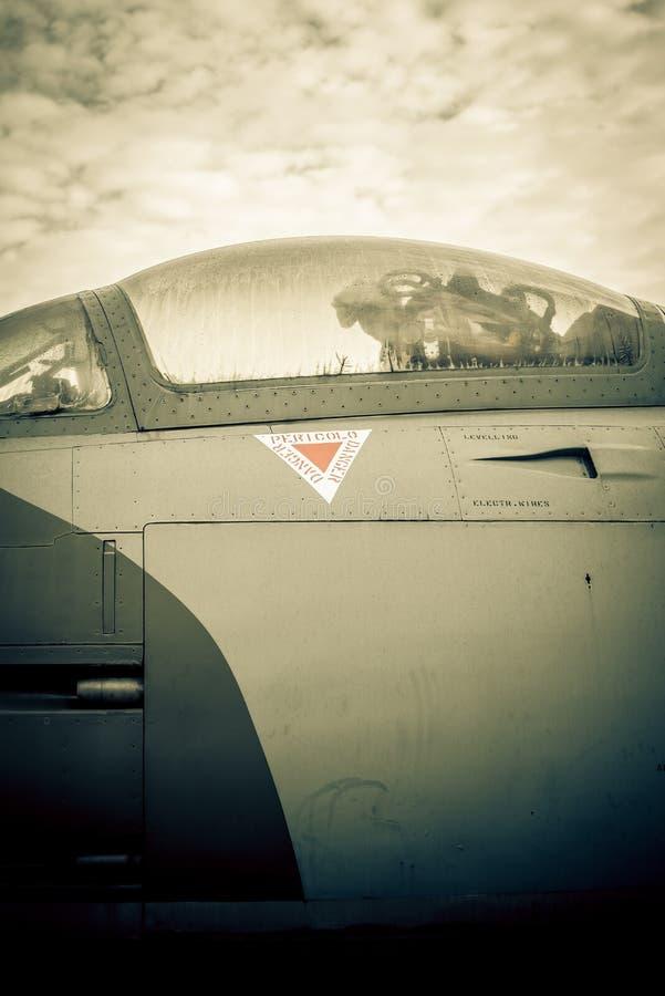 Vliegvechter royalty-vrije stock afbeelding
