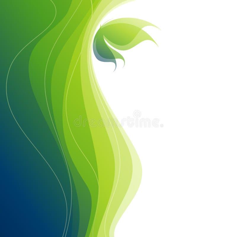 Vlinder. Kleurrijke achtergrond. vector illustratie