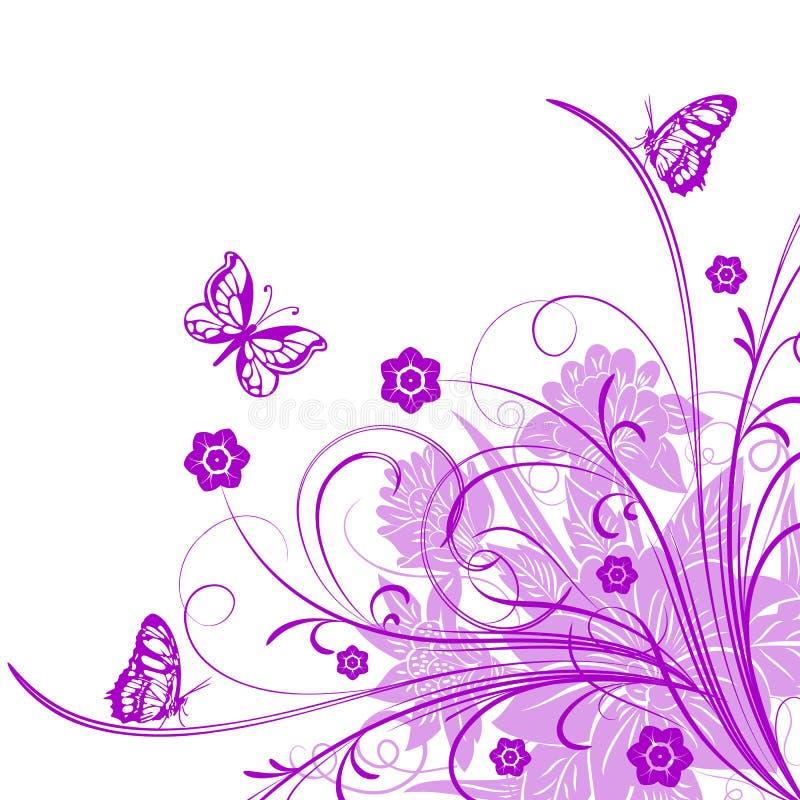 Vlinders! vector illustratie