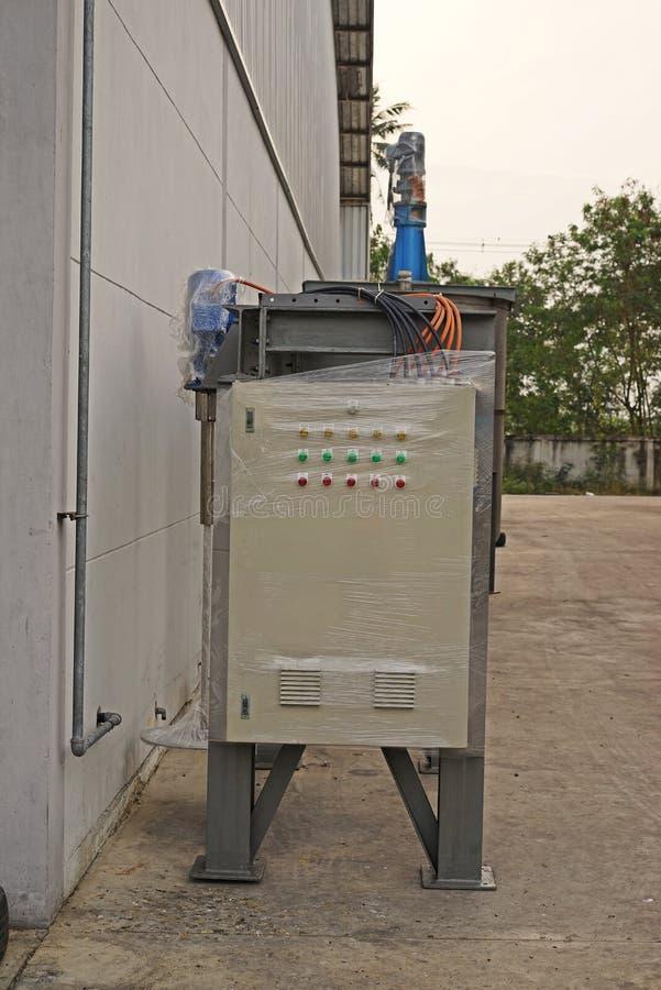 Vloeibare chemische opruiersmachine, vloeibare formulator royalty-vrije stock foto's
