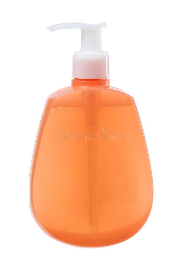 Vloeibare zeep stock fotografie