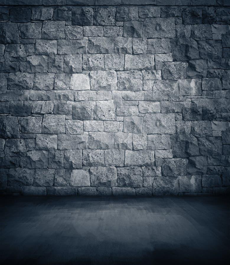 Vloer en muur royalty-vrije stock afbeeldingen
