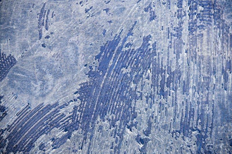 Vloer met gomresidu's royalty-vrije stock afbeelding