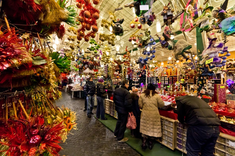 Vlooienmarkt stock foto