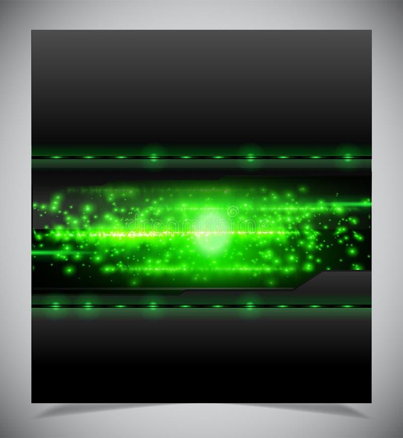Download Vlotte Kleurrijke Abstracte Technoachtergrond Vector Illustratie - Illustratie bestaande uit samenvatting, blur: 39106172