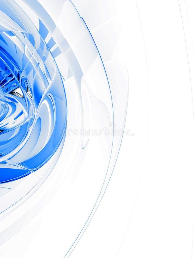 Vlotte metaalachtergrond vector illustratie