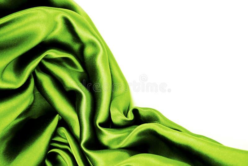 Vlotte zijde stock afbeelding