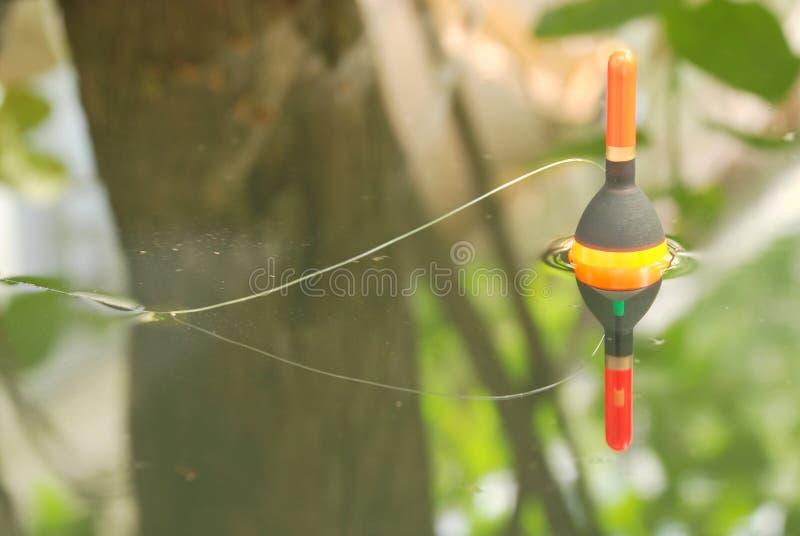 Vlotter voor visserij royalty-vrije stock foto's