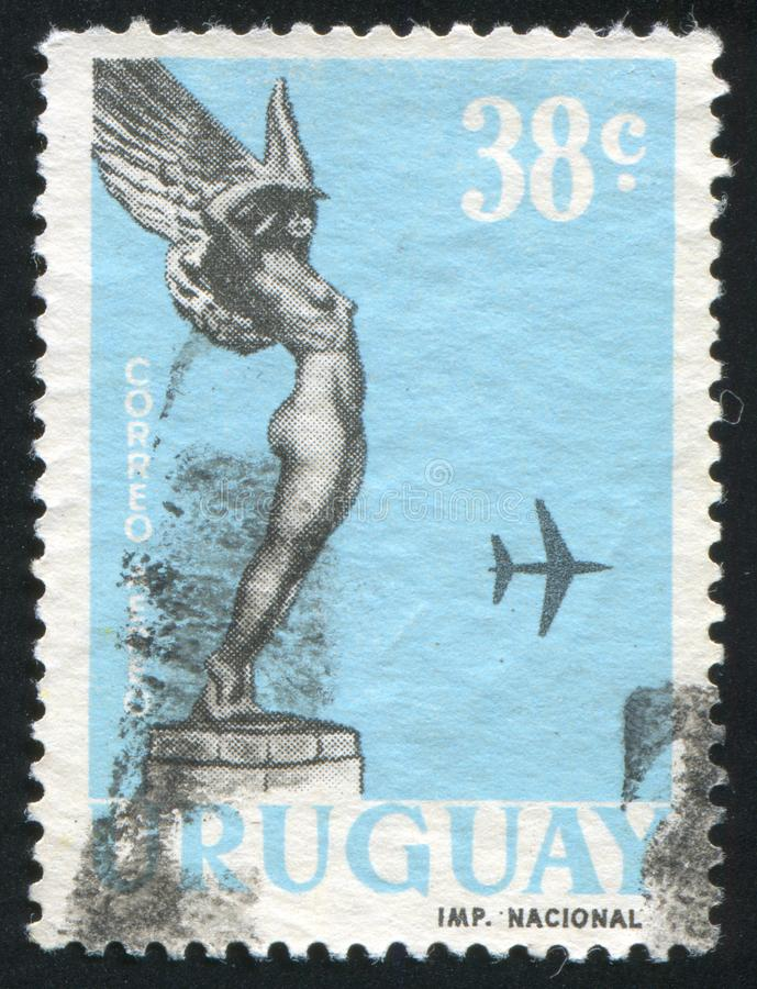 Vlucht van Monument aan Gevallen Vliegeniers royalty-vrije stock afbeelding