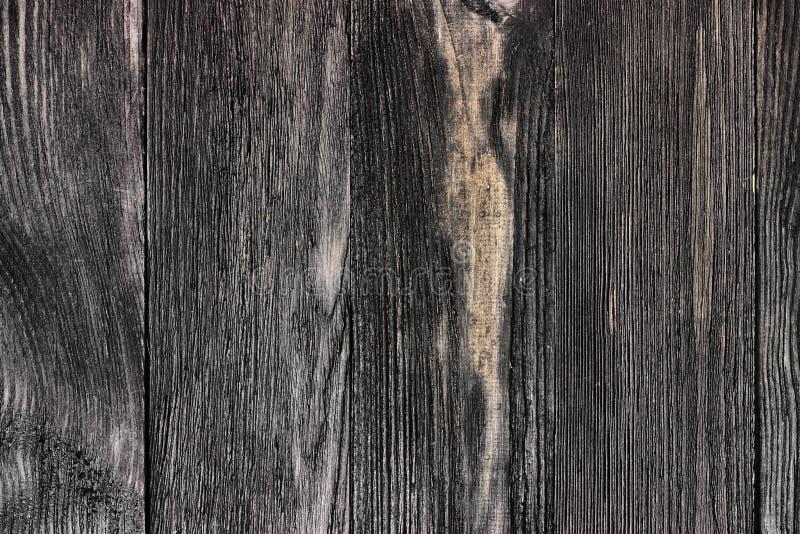 Vntage, donkere houten achtergrond royalty-vrije stock foto's