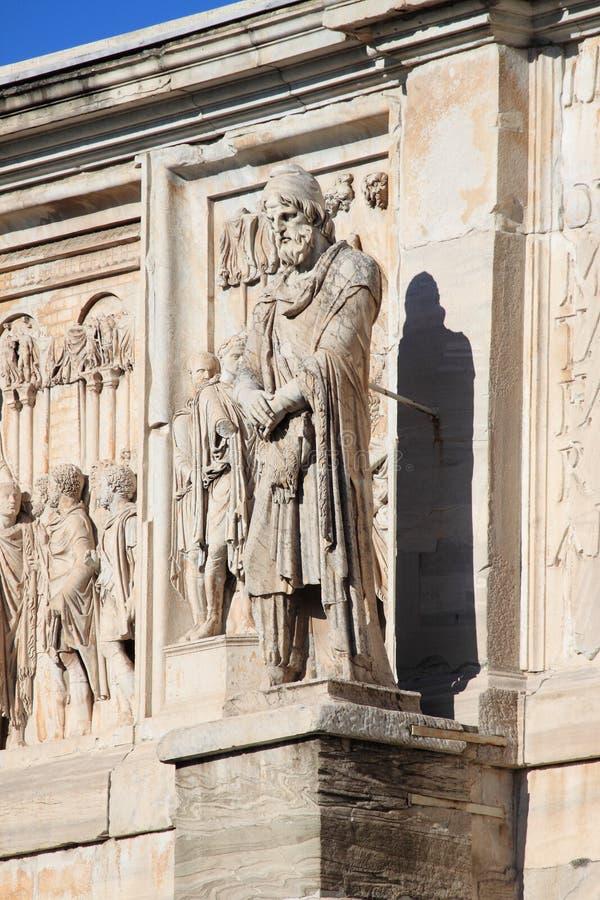 Voûte de Constantine photos stock