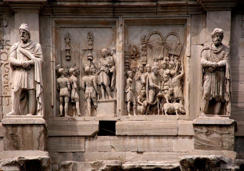 Voûte de Constantine image libre de droits