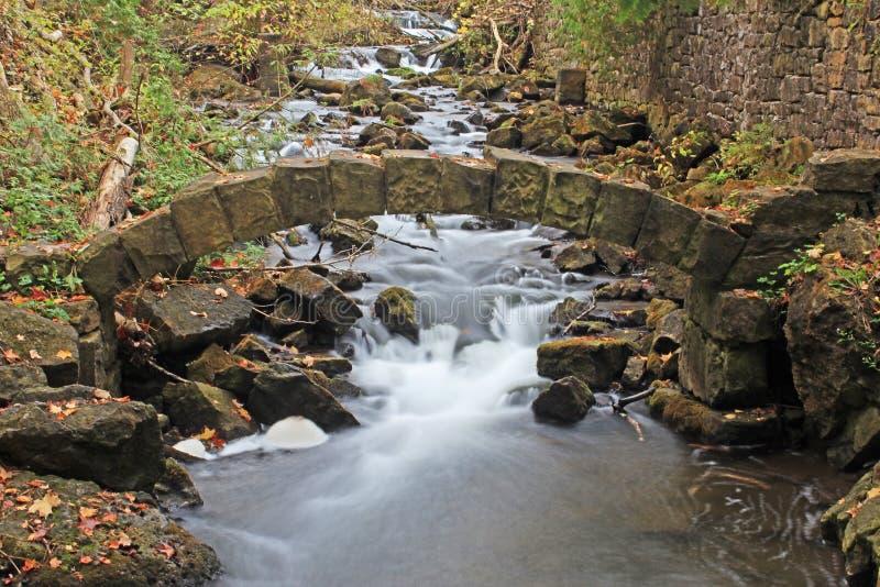 Voûte en pierre chez Limehouse photos libres de droits