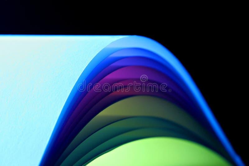 Voûtes de papier 3 de Colourfull photos libres de droits