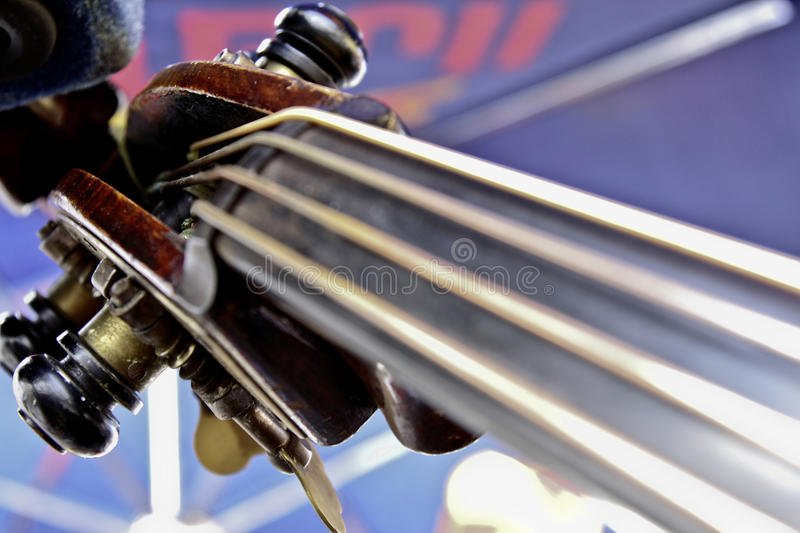 Download A vocal part or Contrabass stock photo. Image of instrument - 13259270