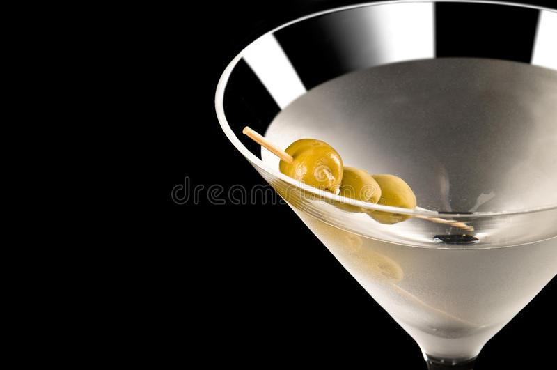 Vodca Martini fotos de stock royalty free