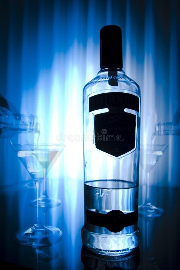 Vodka fotos de archivo