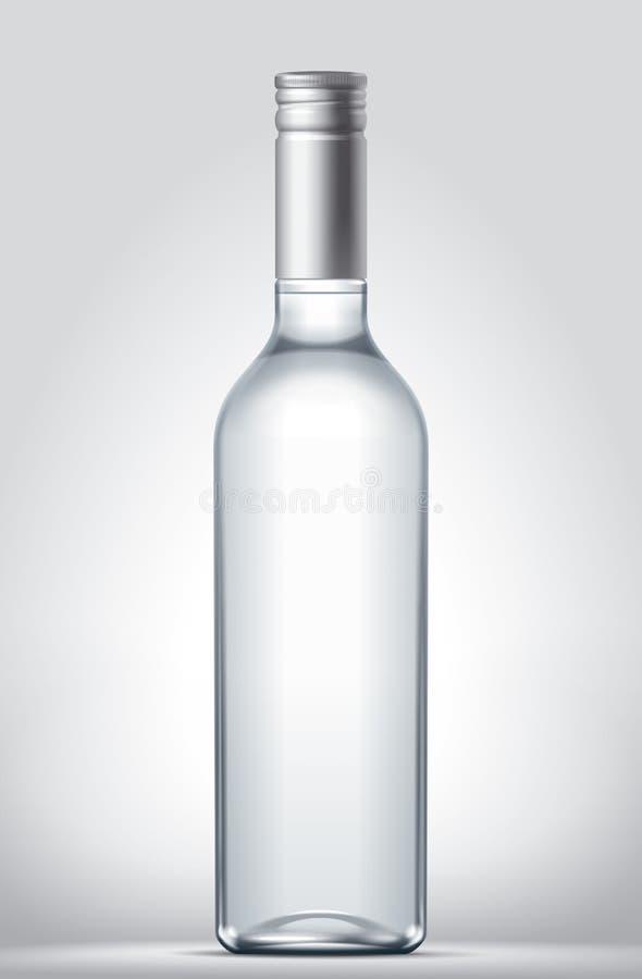 vodka illustrazione di stock