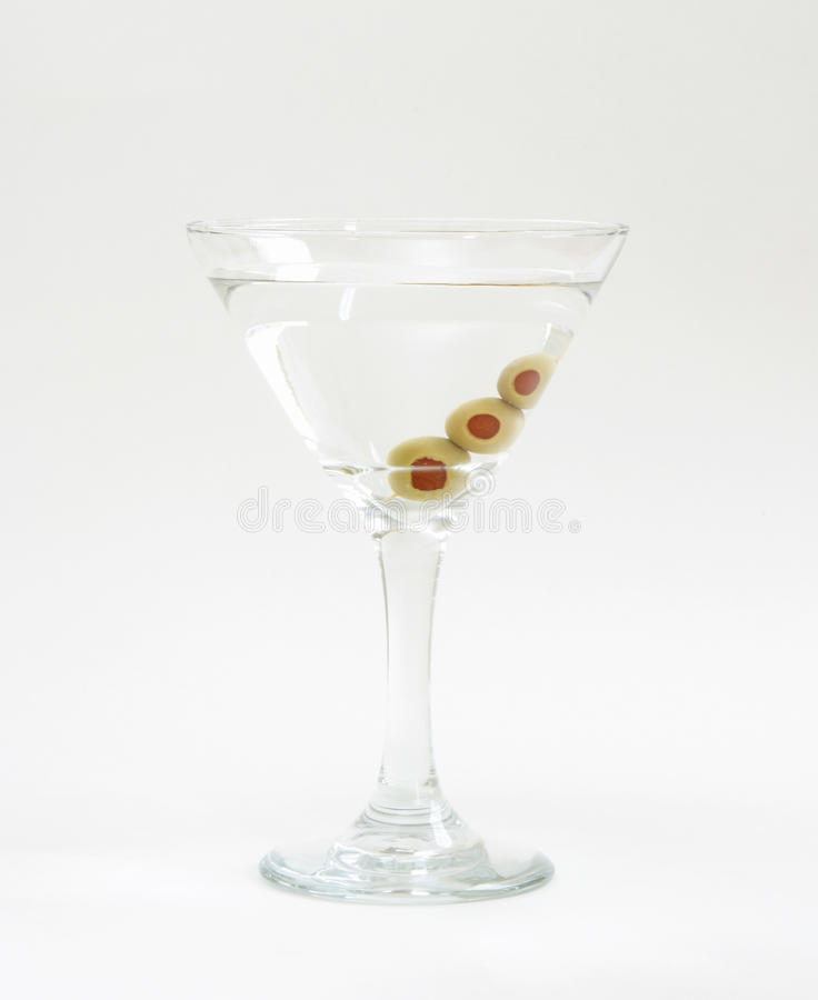 Download Vodka Martini stock image. Image of classic, sophisticated - 10099235