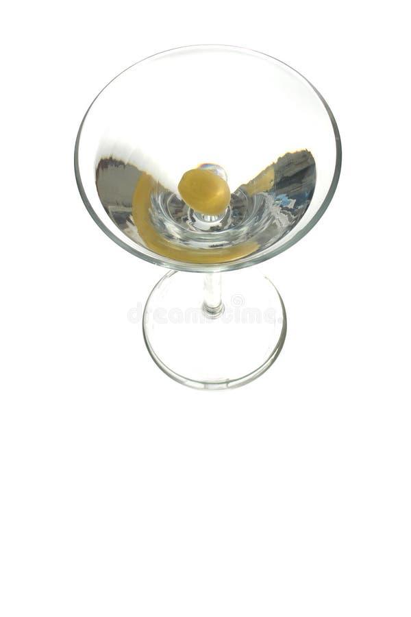 Vodka Martini Image libre de droits