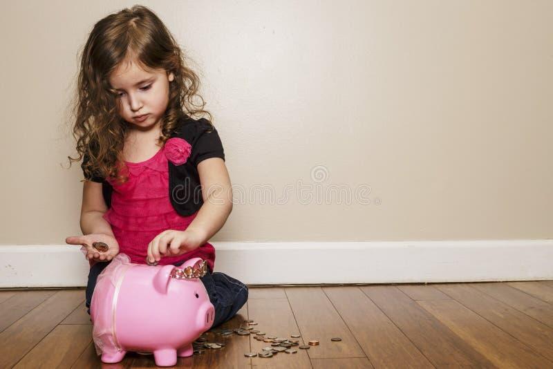 Voed Piggy stock afbeeldingen