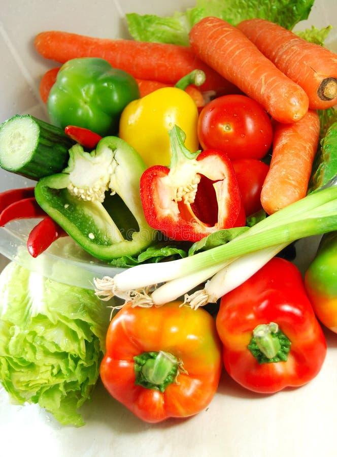 Voeding stock fotografie