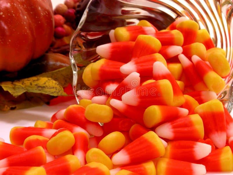 Voedsel: De Morserij van het Graan van het suikergoed royalty-vrije stock foto's
