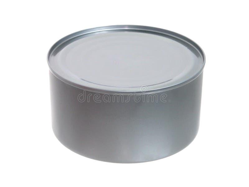 Download Voedsel: De Tonijn In A Kan Ongeopend Stock Afbeelding - Afbeelding: 29993