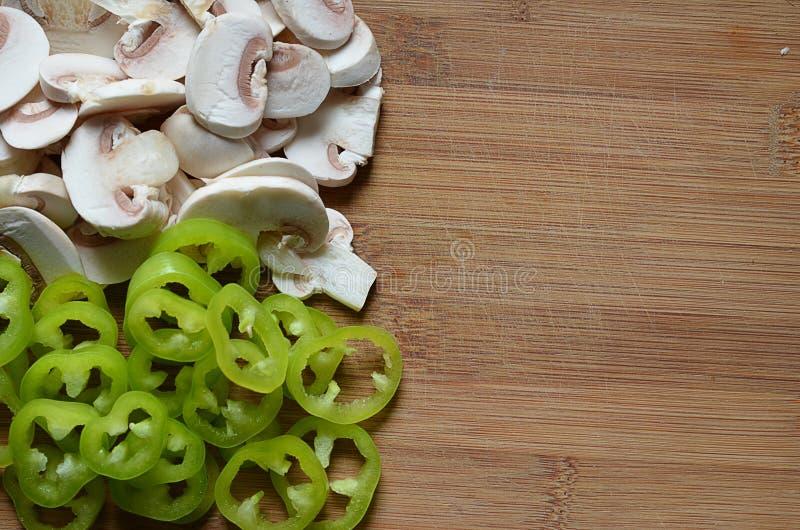 Voedsel ingradients royalty-vrije stock afbeeldingen
