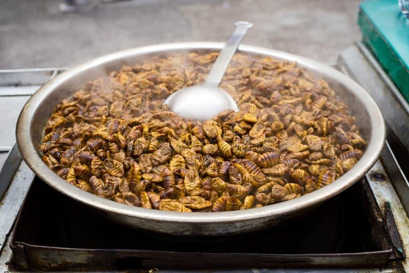 Voedsel van de Beondagi het Koreaanse Snack royalty-vrije stock afbeelding