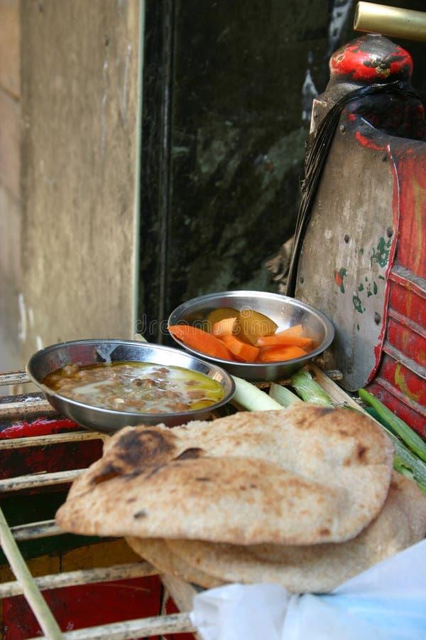 Voedsel voor de armen stock afbeeldingen
