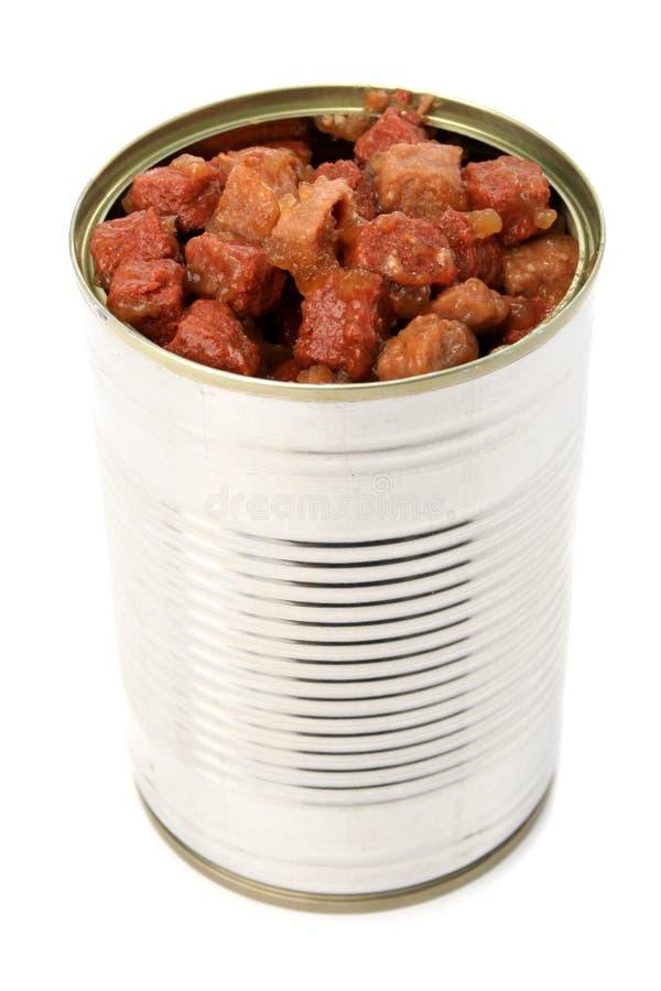 Voedsel voor katten en honden stock foto's