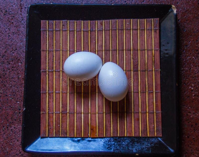 Voedselingrediënt geroepen eieren stock fotografie