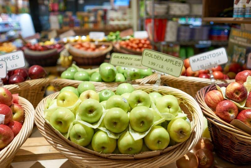 Voedselopslag royalty-vrije stock afbeeldingen