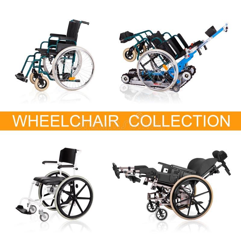 Voertuig voor gehandicapte personen. stock fotografie