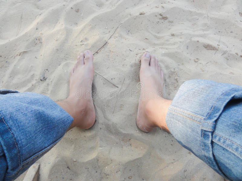 voet royalty-vrije stock foto