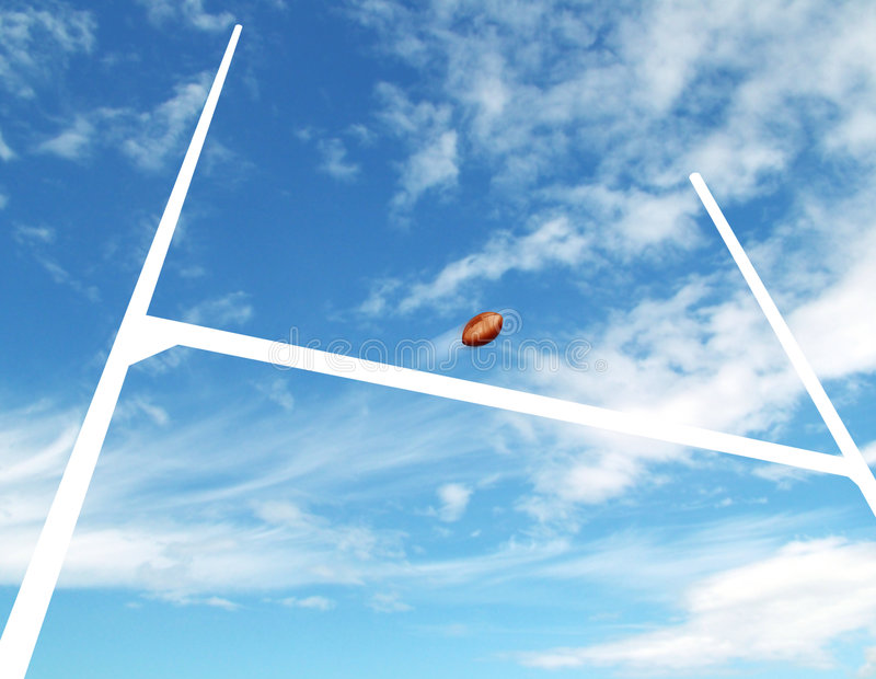 Voetbal vector illustratie