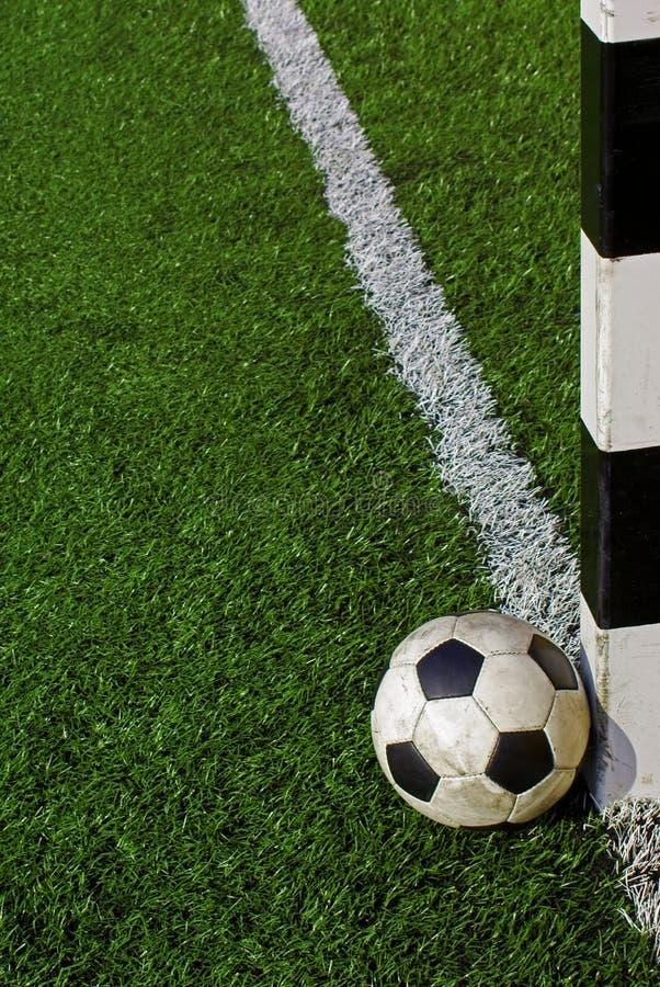 Voetbal 4 stock fotografie