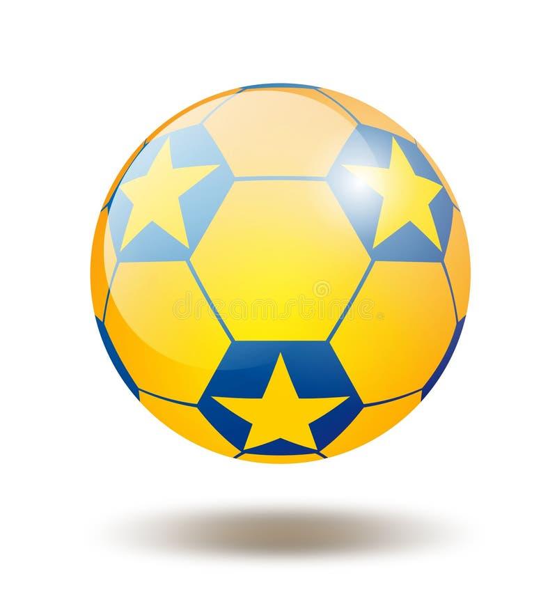 voetbal bal vector illustratie