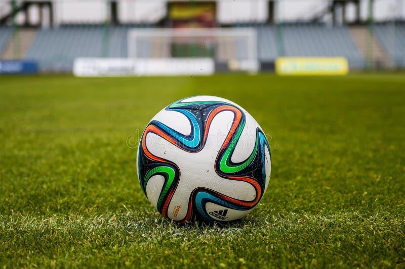 Voetbal op Gebied