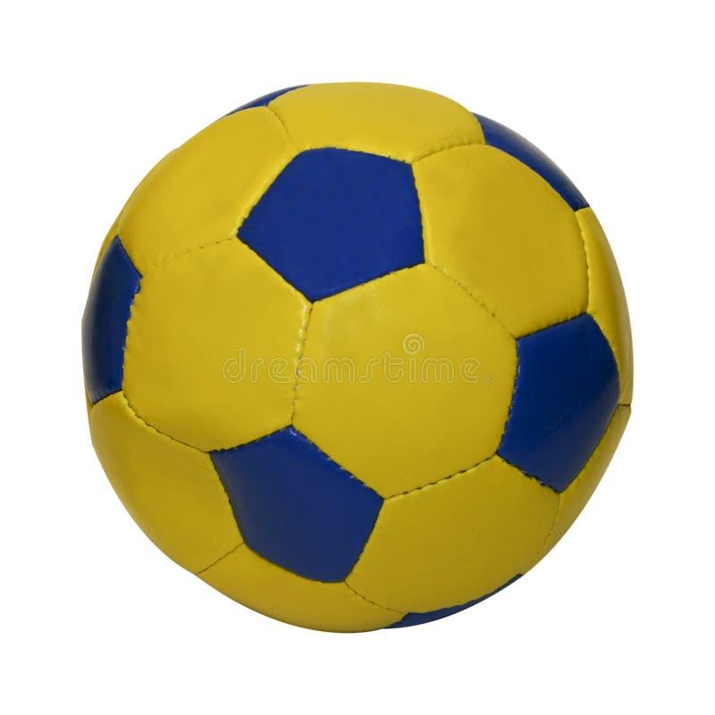 Voetbal/voetbal royalty-vrije stock foto