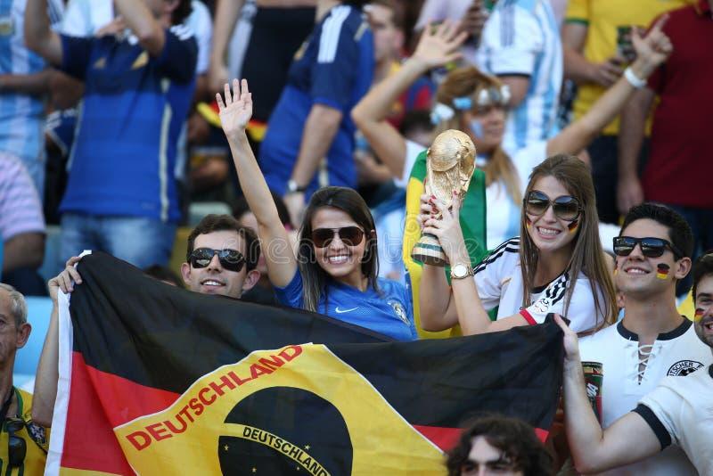 Voetbalwereldbeker royalty-vrije stock afbeeldingen