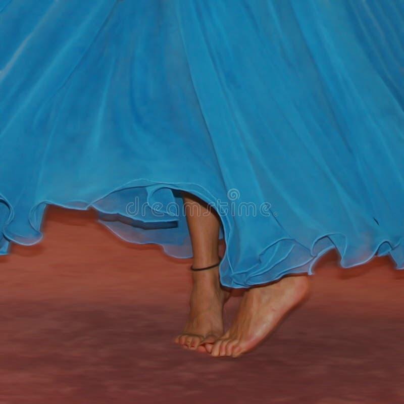 voeten royalty-vrije stock fotografie