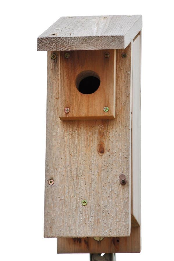 Vogel-Haus stockbilder