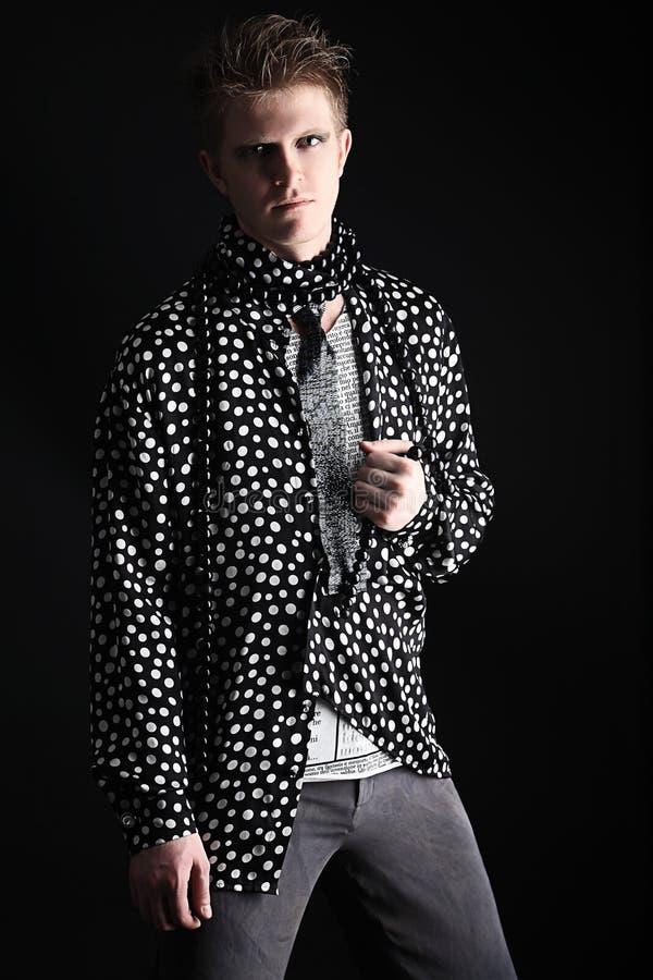 Download Vogue stock photo. Image of clothes, stylish, portrait - 10052532