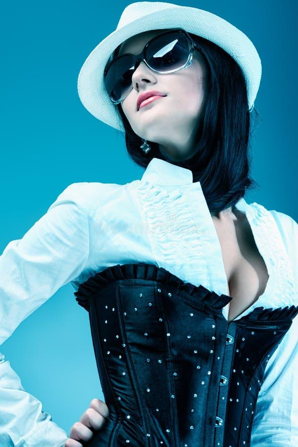 Download Vogue stock photo. Image of elegant, black, grey, background - 22922036